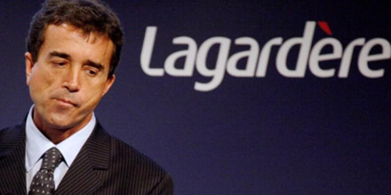 Le titre Lagardère accélère à la hausse malgré les récentes dégradations