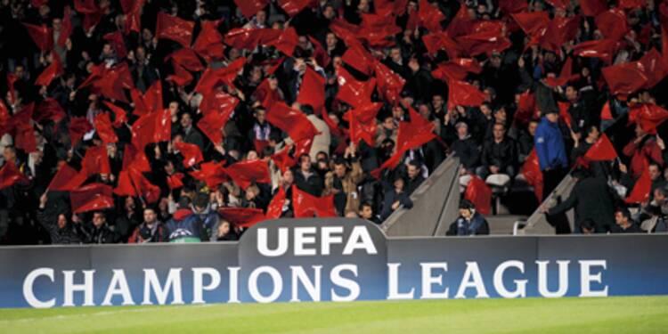 Plus de la moitié des clubs de foot européens dans le rouge