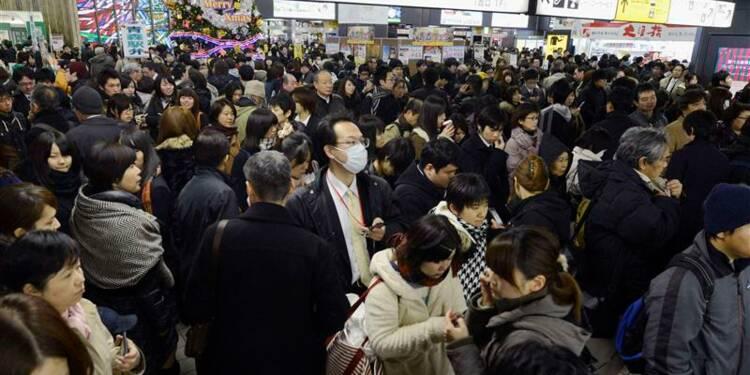 Séisme de 7,3 sur la côte Est du Japon, alerte au tsunami