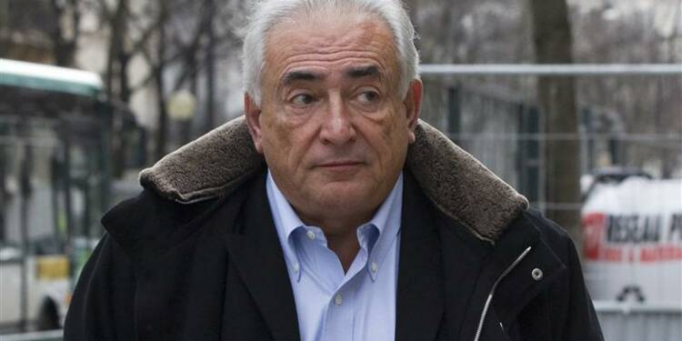 Dominique Strauss-Kahn entendu par les enquêteurs à Lille