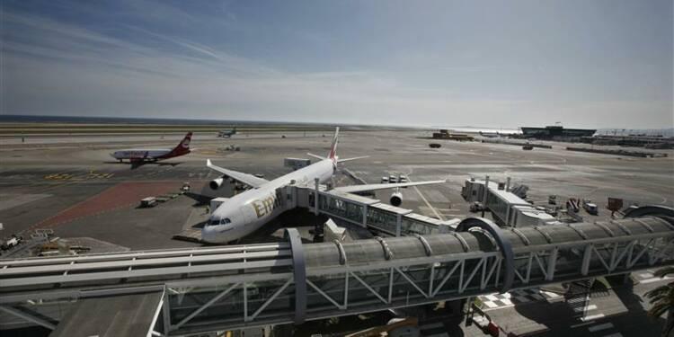 Croissance 2012 du trafic des aéroports français estimée à 3%