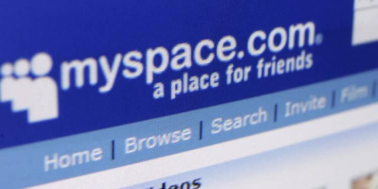 Devancé par Facebook, MySpace supprime un tiers de ses effectifs