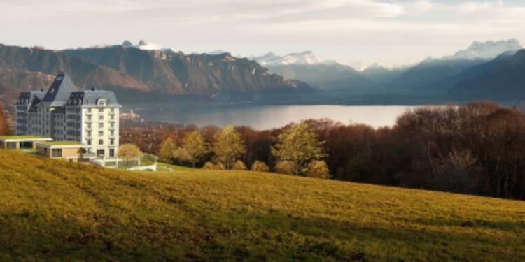 Immobilier de luxe : la Suisse, un marché d'exception toujours en expansion