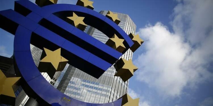 La BCE mise sur une reprise de la zone euro au deuxième semestre 2013