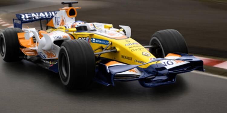 Renault rempile en F1