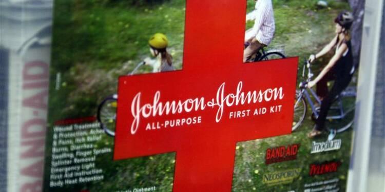 Johnson & Johnson bat de peu le consensus