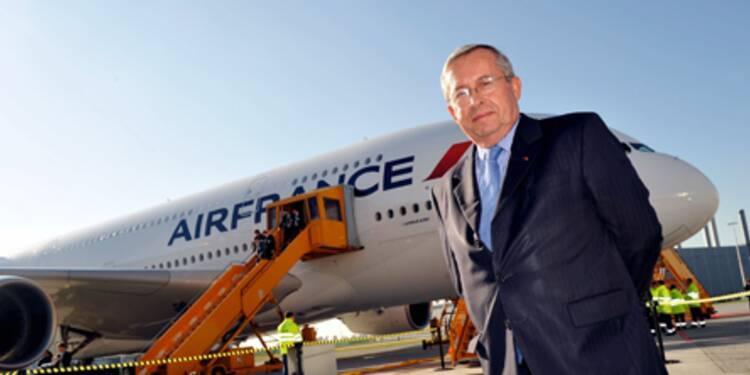 La prime prévue pour l'ex-patron d'Air France fait polémique