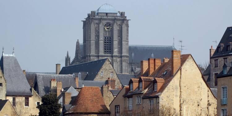 Les prix de l'immobilier continuent de baisser en France