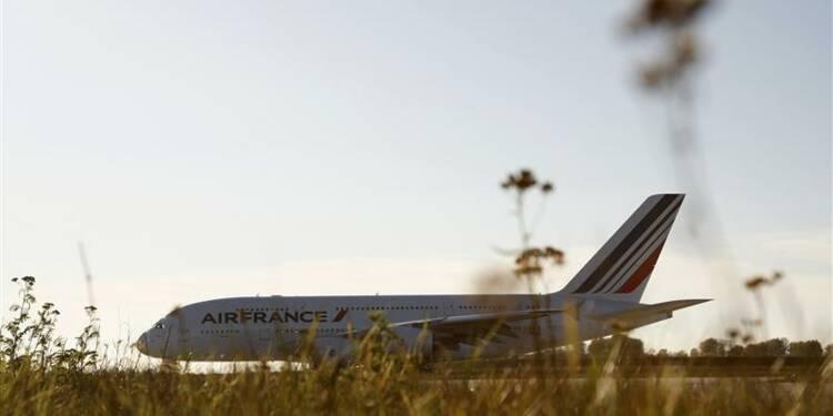 Hausse de 2,2% du trafic passagers en novembre à Air France-KLM