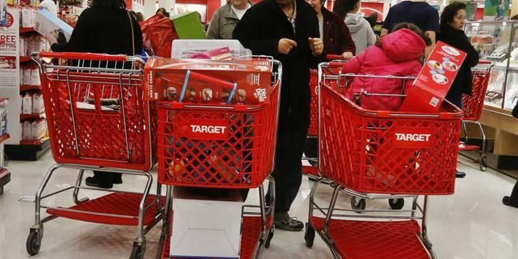 La confiance du consommateur américain à un plus haut