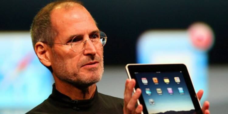 Steve Jobs de nouveau en arrêt maladie, l'action Apple plonge