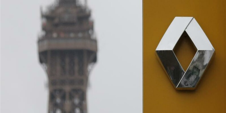 Renault veut supprimer 7.500 emplois en France d'ici 2016