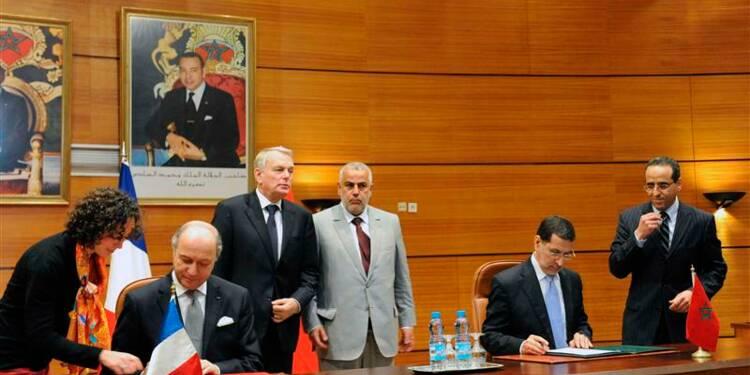 """La France défend au Maghreb le concept de """"colocalisation"""""""