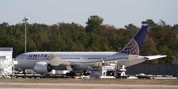 Les Boeing 787 cloués au sol après plusieurs incidents