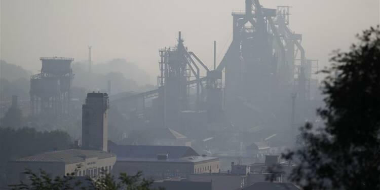 Le gouvernement espère un accord rapide avec ArcelorMittal
