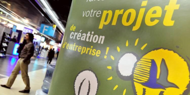 Les créations d'entreprises en France rechutent en juillet