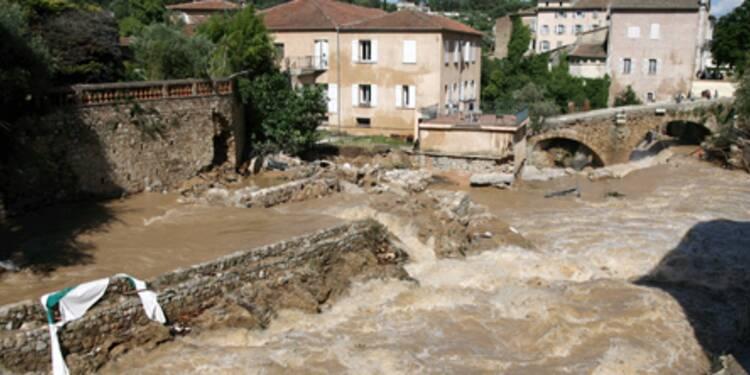#Exclusif :# les 20 départements les plus exposés au risque d'inondation