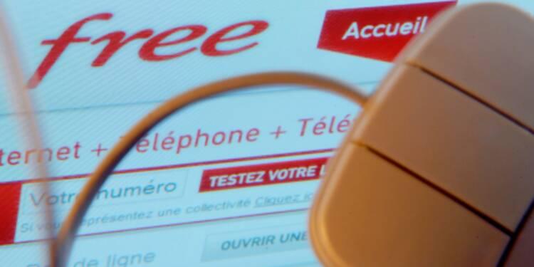 Offres Internet : les Français plébiscitent Free