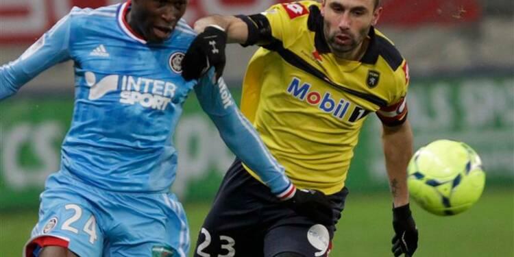 Ligue 1: Nice puissance cinq, Bastia enfonce Reims