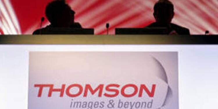 Thomson lance une vaste augmentation de capital
