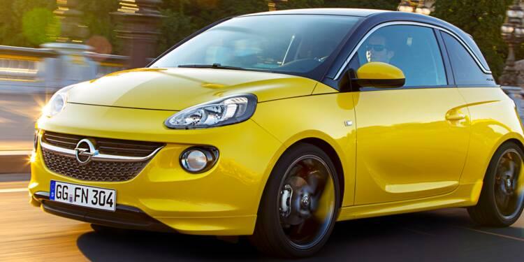 Comment Opel compte damer le pion à la Mini et la Fiat 500