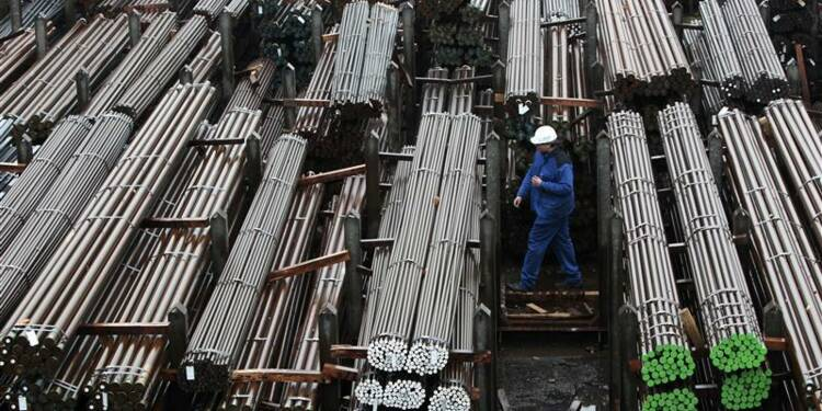 Rebond de 3,9% des commandes à l'industrie en Allemagne