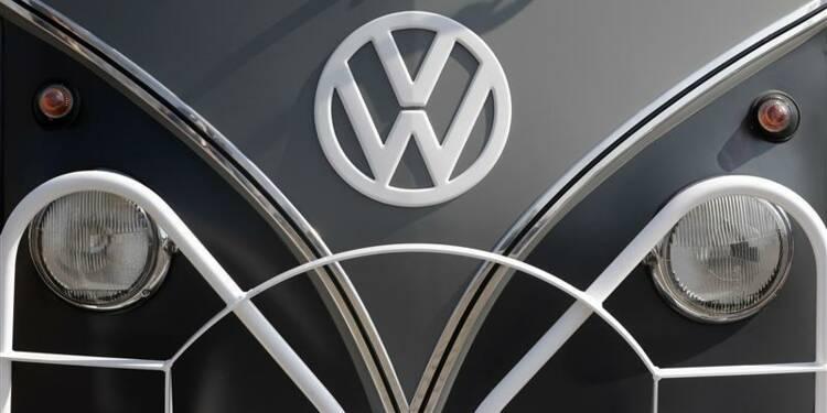 Volkswagen compte investir 14 milliards d'euros en Chine