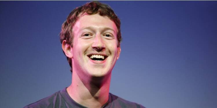Mark Zuckerberg, l'homme qui valait 28,4 milliards de dollars
