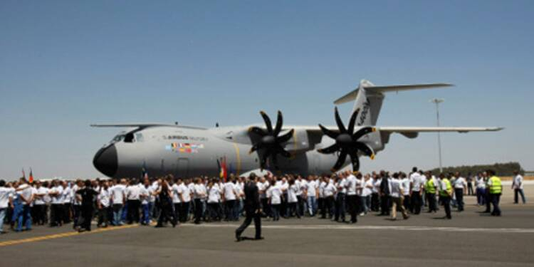 A400M : l'Allemagne propose d'apporter des garanties de crédit à EADS