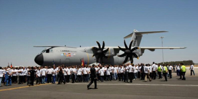 EADS : l'A400M a du plomb dans l'aile