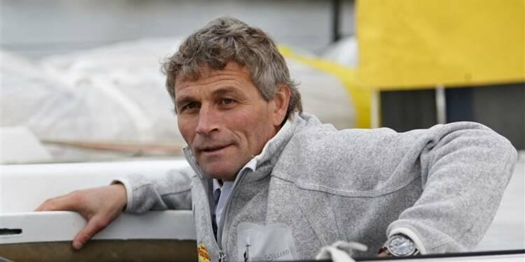Vendée Globe: Bernard Stamm disqualifié