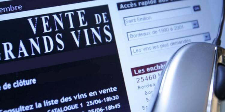 Les bonnes affaires des ventes privées de vins