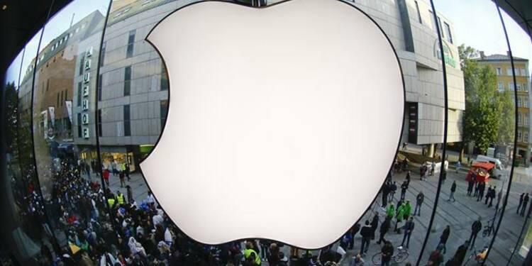 Apple abandonne des poursuites contre Samsung