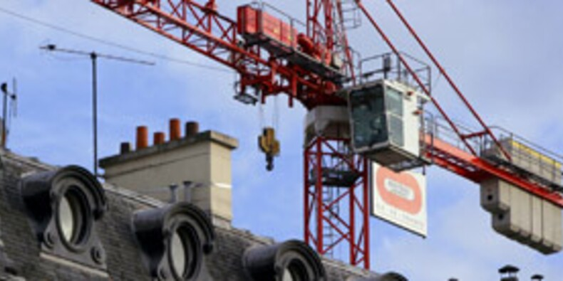 Immobilier neuf : le nombre de constructions s'effondre
