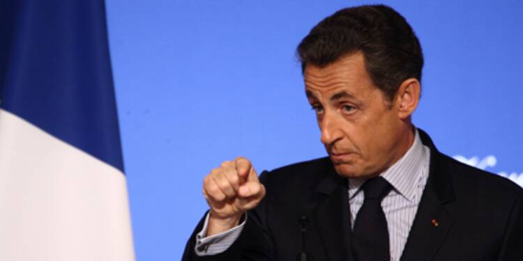 Sarkozy relance l'idée d'une suppression de l'ISF