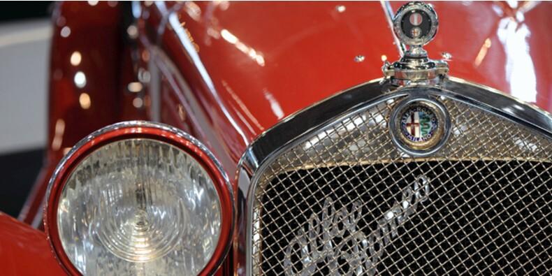 Les voitures de collection, un placement en vogue à la fiscalité attrayante