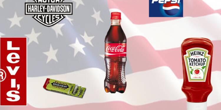 Les symboles de l'American way of life