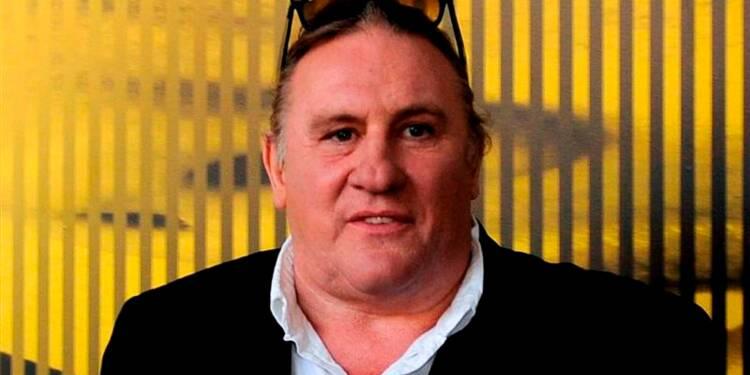 Gérard Depardieu convoqué par la justice le 13 décembre