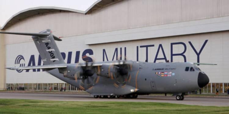 Airbus pourrait abandonner l'A400M