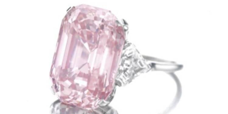 Un bijou vendu à un montant record de 34 millions d'euros