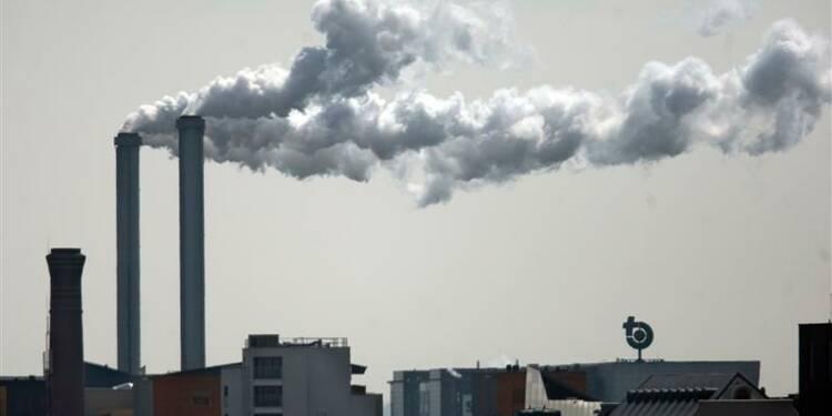 Les émissions de CO2 en hausse de 2,6% en 2012, selon un rapport
