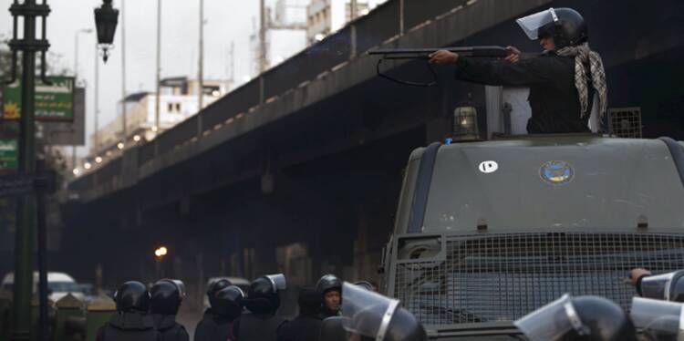 Hosni Moubarak a quitté Le Caire