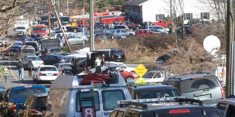 Au moins 27 tués dans une fusillade dans le Connecticut