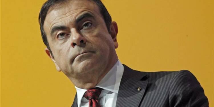 La CFDT accuse Carlos Ghosn de privilégier Nissan