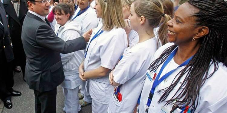 François Hollande lance la mobilisation contre le sida