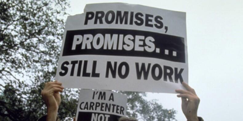L'économie américaine a détruit 2,5 millions d'emplois en seulement quatre mois