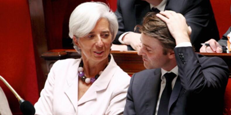 Baroin mal classé dans le palmarès des ministres des Finances européens
