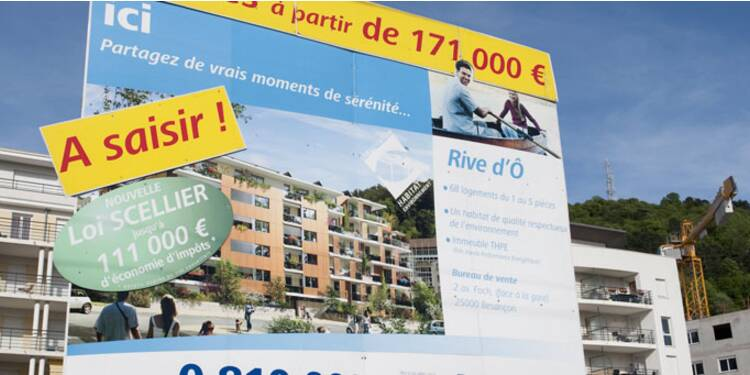 Logements neufs : les prix flambent et les ventes chutent