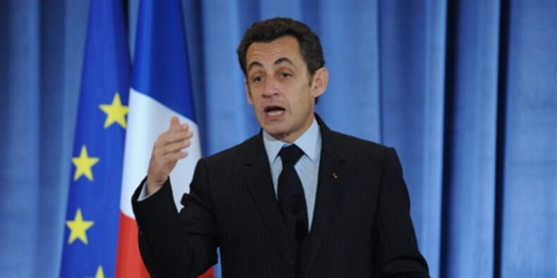 Avant de recevoir les syndicats, Sarkozy vante ses mesures pour lutter contre la crise