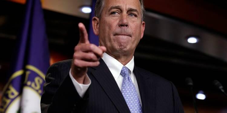 """Les républicains abandonnent le """"plan B"""" sur le mur budgétaire"""